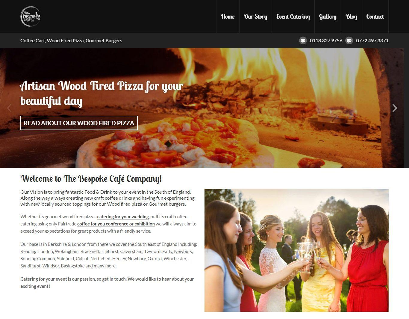 bespokecafe-berkshire-catering-website