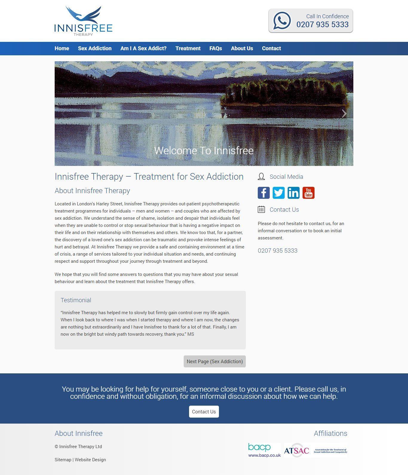 innisfree-london-web-design