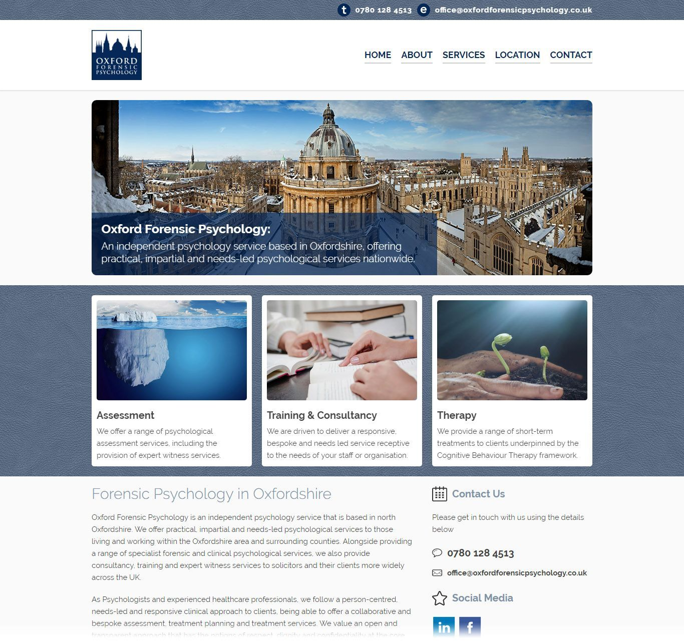 oxford-forensic-web-design
