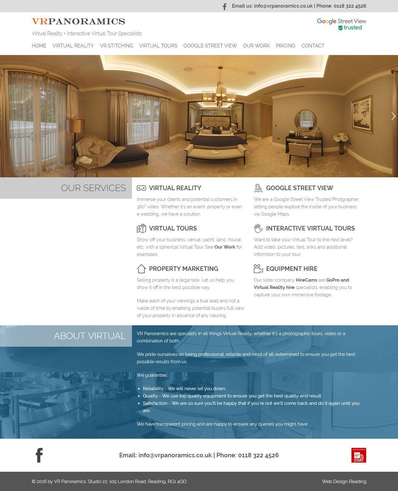 vrpano-hire-website-design