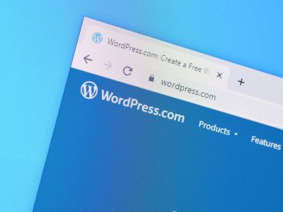 Why Use WordPress for Your New Website
