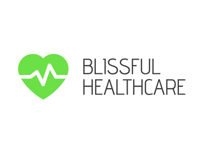Blissful Healthcare Website Design