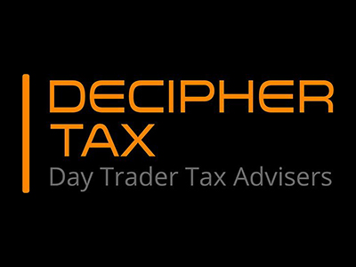 decipher tax new website design reading