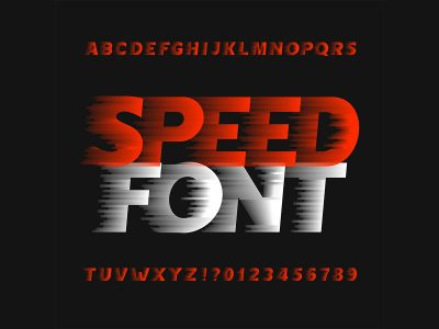 font typography example 1