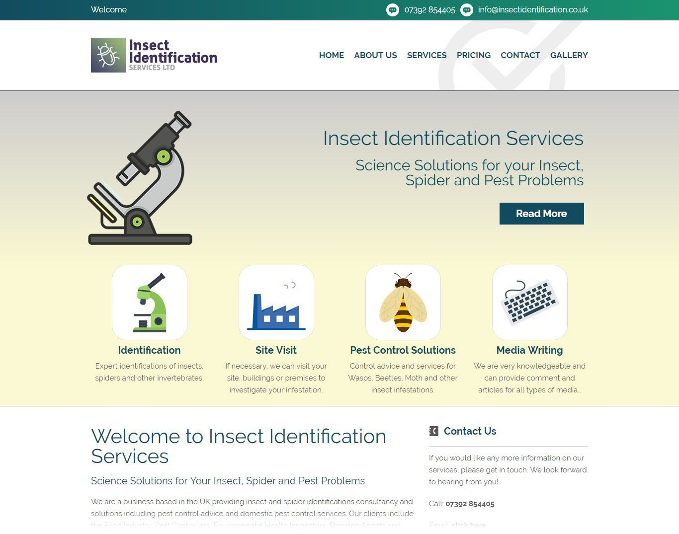 insectid-website-design-berkshire