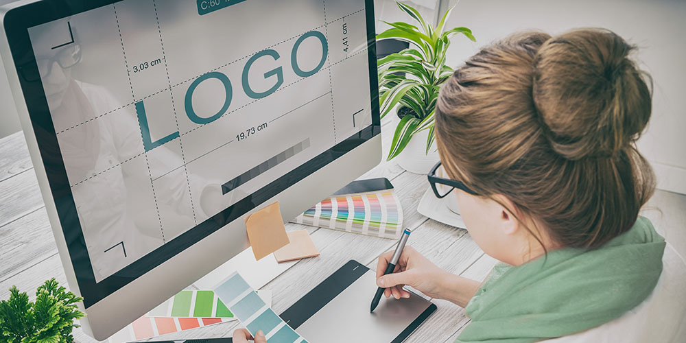 logo graphic design branding