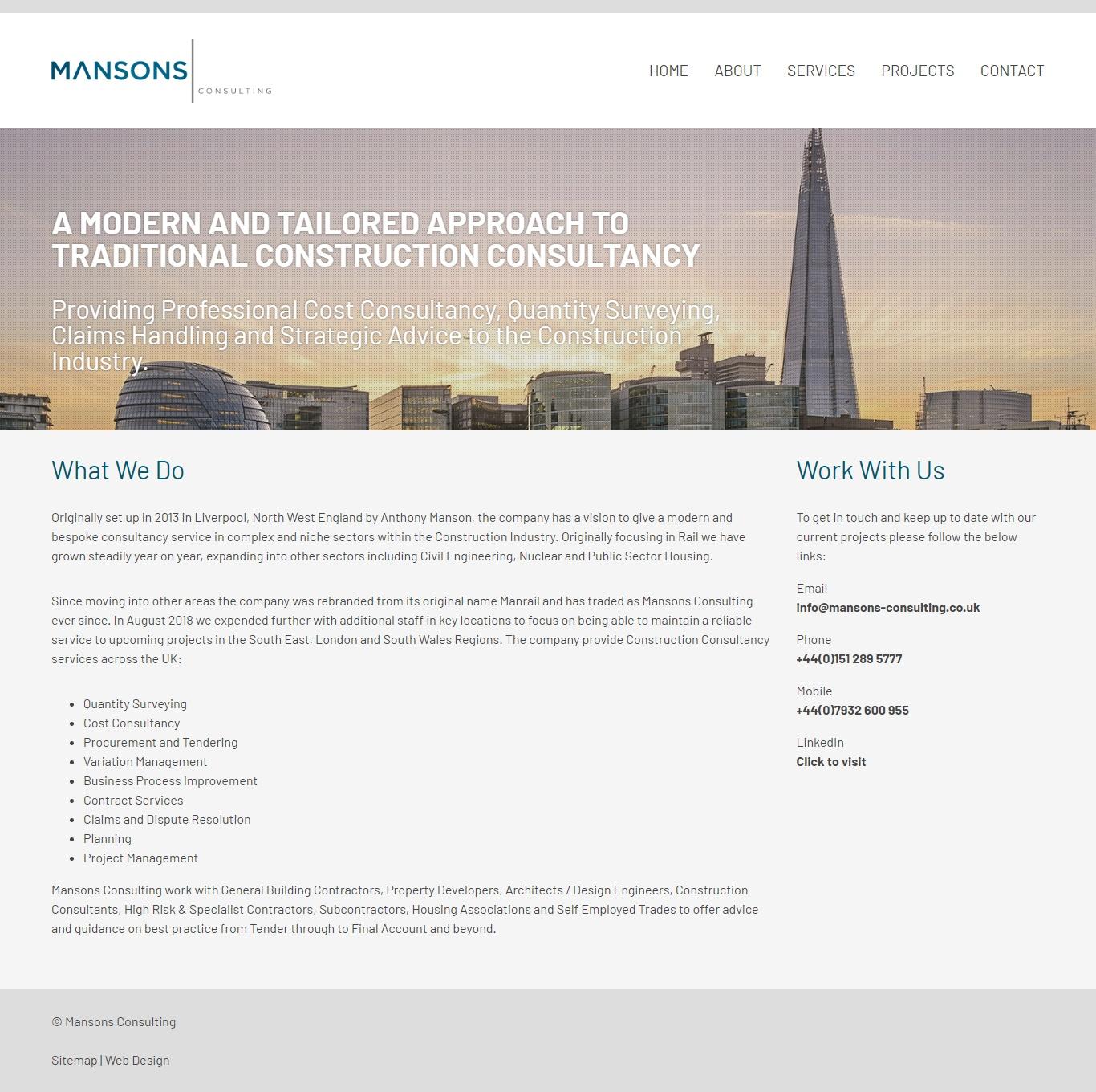 mansons consultants reading web design 01