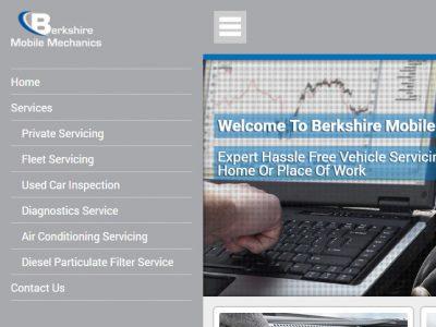 mobile friendly web design reading berkshire mechanics