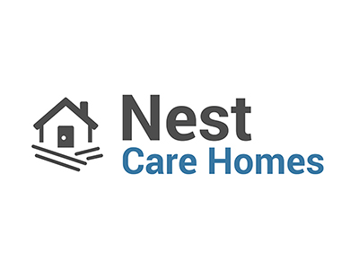 nest care homes berkshire web design