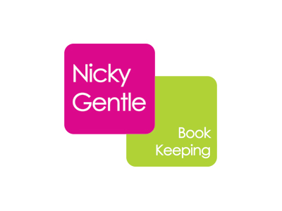 nicky gentle reading website design