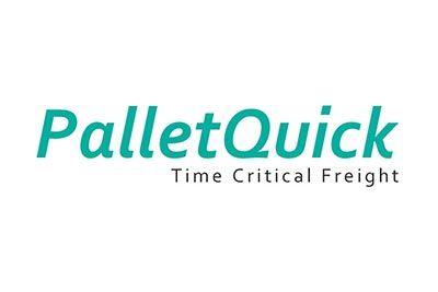 palletquick reading logo design