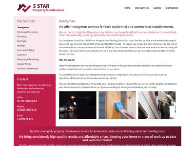 property maintenance reading web design 03