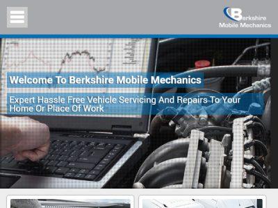 responsive web design reading berkshire mechanics