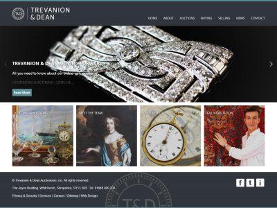 td web design ecommerce
