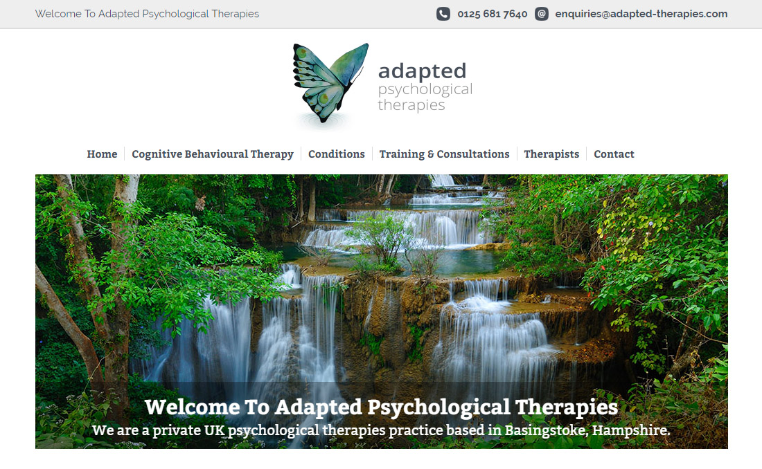 web-design-for-adapted-therapies-hampshire