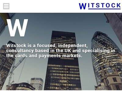 witstock responsive website design